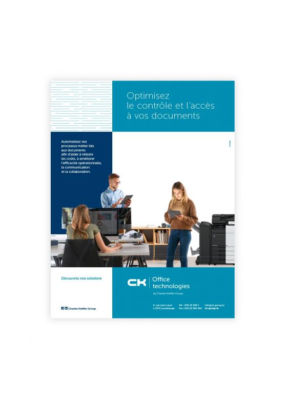 annonce office technologies