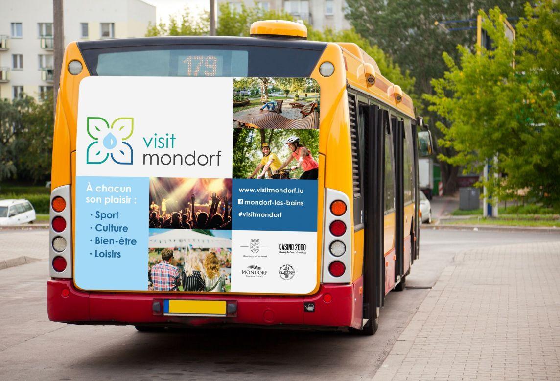 bus publicité visit mondorf